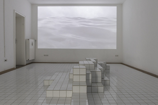 the ocean between, Ausstellungsansicht